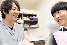 梶歯科医院は、ウエステ垂水にある歯医者です