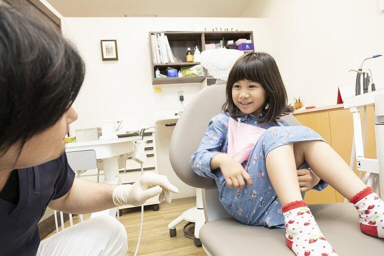 より良い状態で永久歯にバトンタッチするために