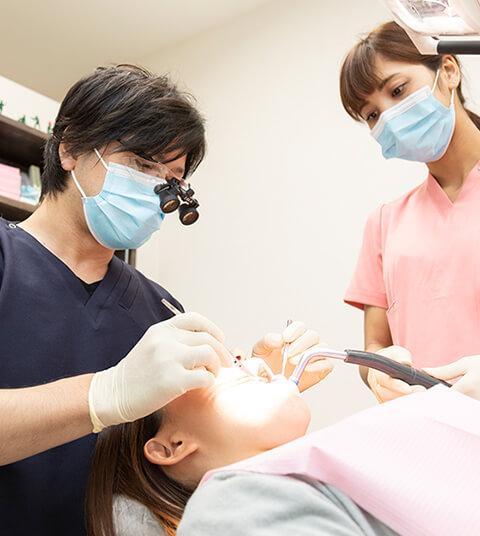 垂水の梶歯科医院の特徴4