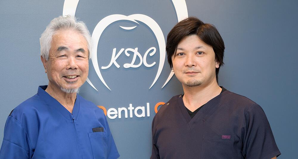 垂水の梶歯科医院の特徴
